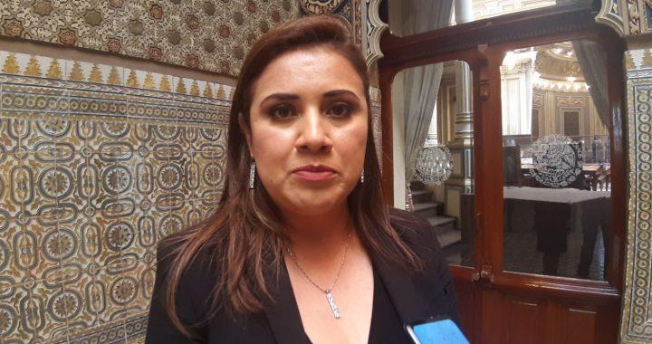 Busca Laura Zapata se apoye a afectados por el Huracán Grace en la Sierra Norte
