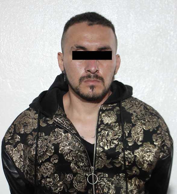 Aseguró policía municipal de Puebla más de 30 dosis de posible droga; una persona fue detenida