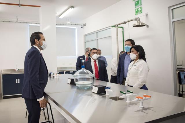 La descentralización académica de la BUAP responde a necesidades sociales y productivas del estado: Alfonso Esparza