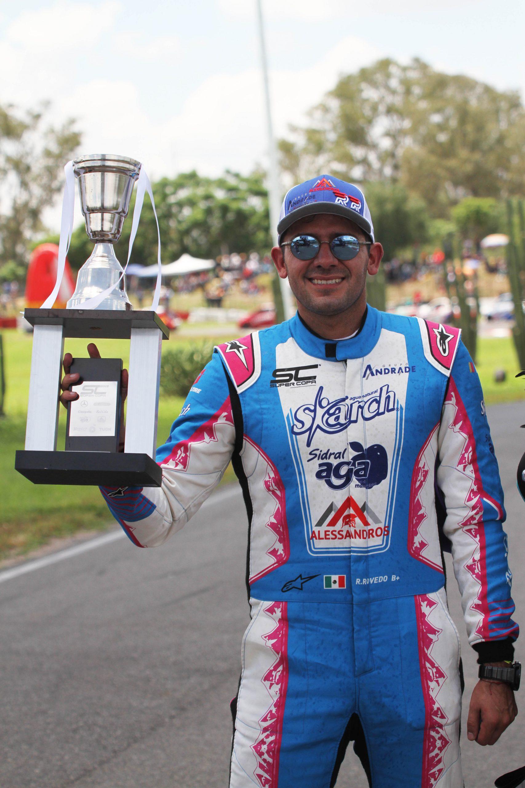 Alessandros Racing va por la victoria en Querétaro