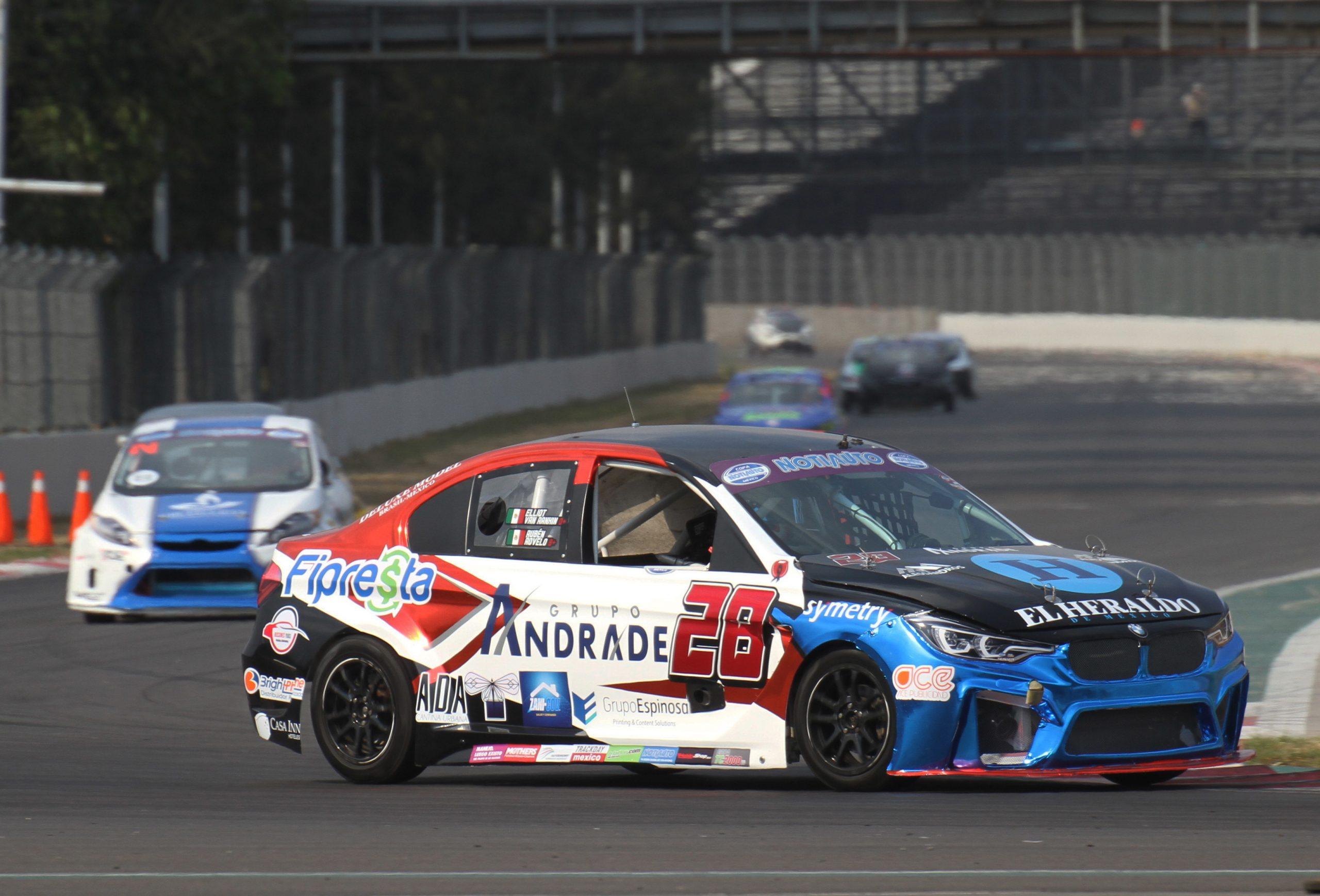 Alessandros Racing por el liderato de TC2000