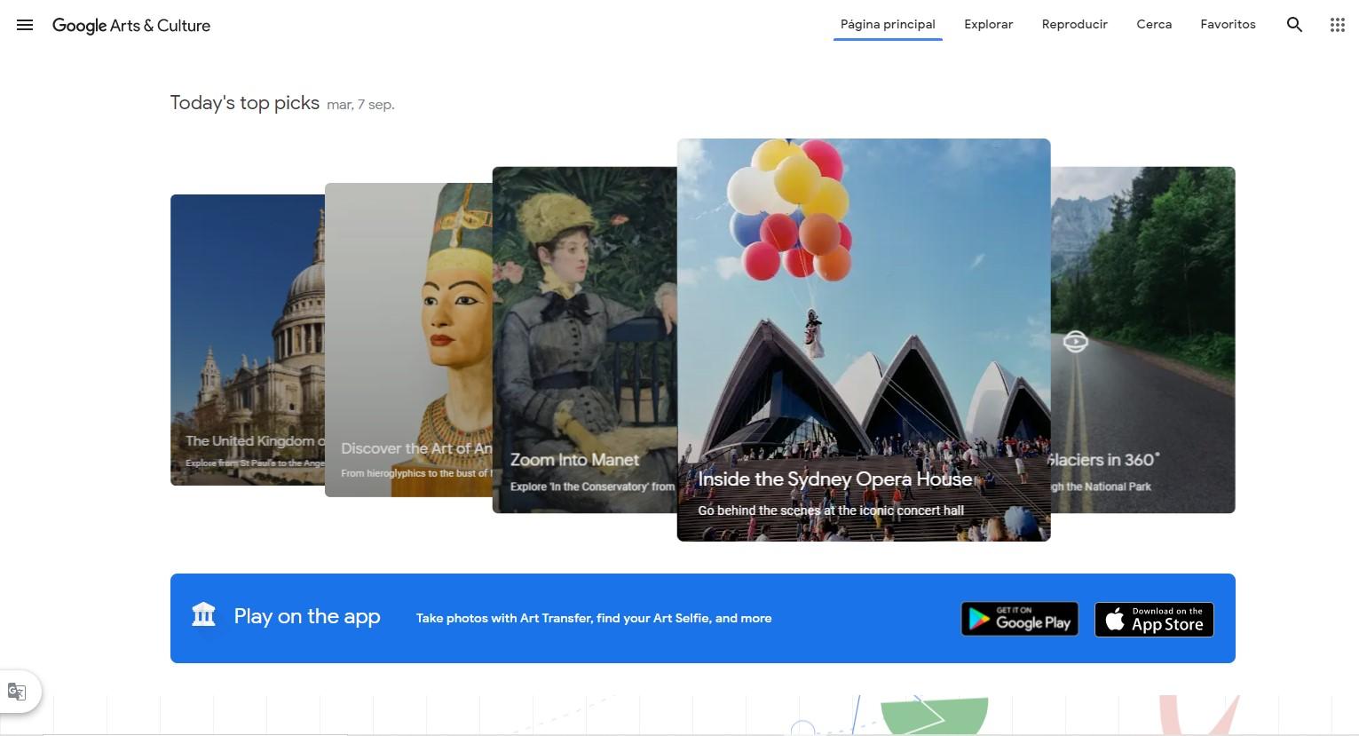 El Museo de Arte Contemporáneo, primer museo del estado en Google Arts and Culture