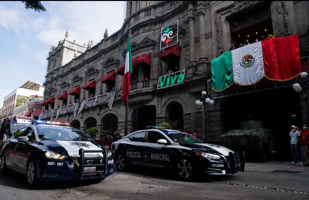 Reportó SSC de Puebla saldo blanco durante festejos patrios