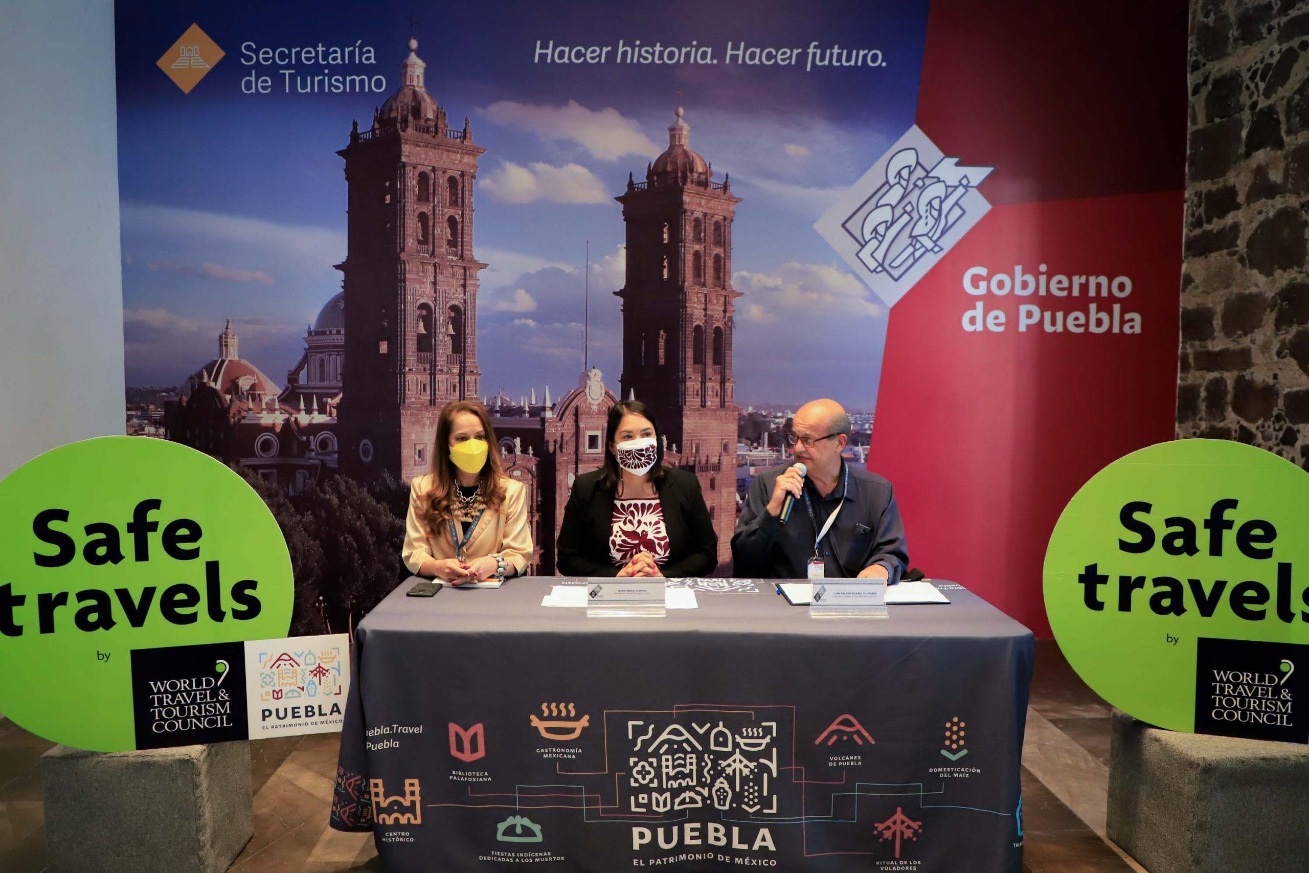 Trabaja Puebla para consolidar el turismo inclusivo: Marta Ornelas