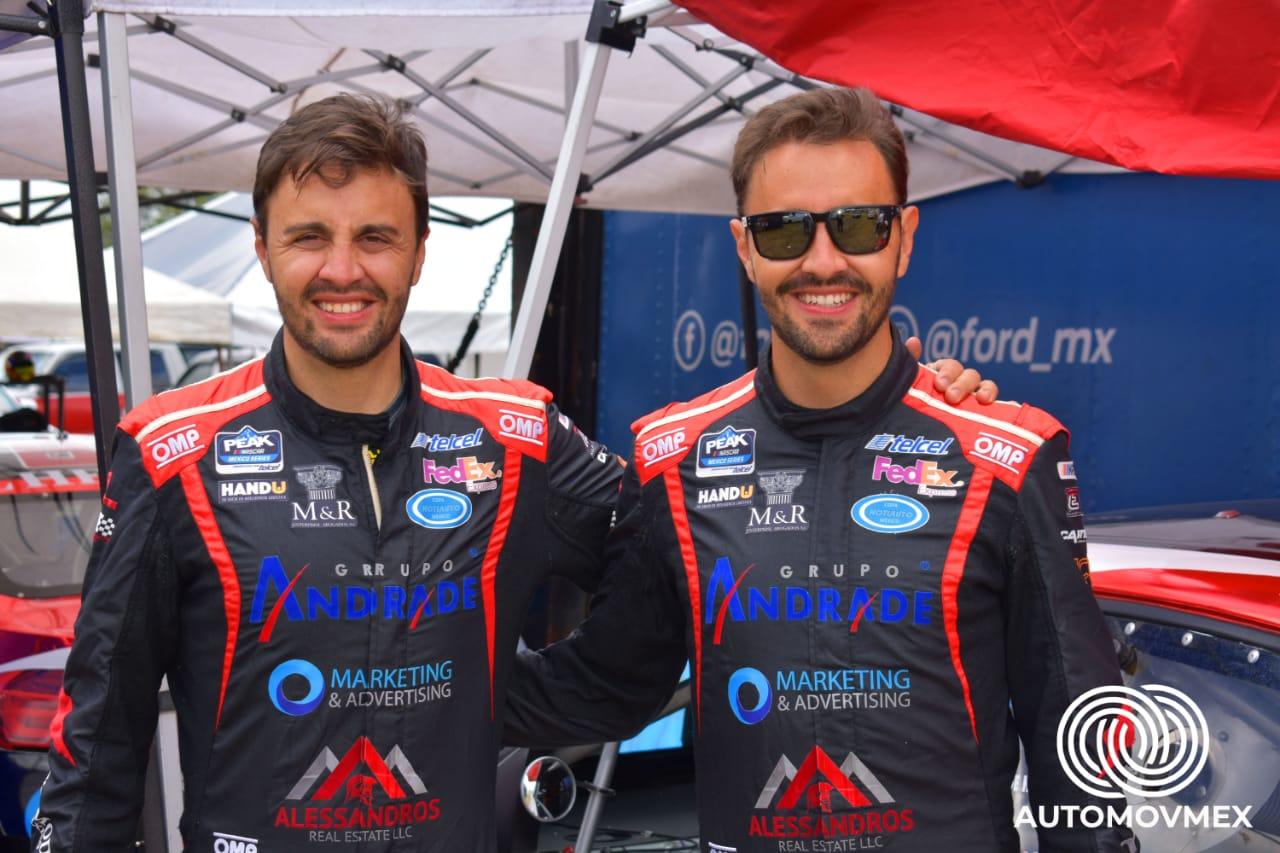 Espectacular 1-2 de Alessandros Racing y los hermanos Van Rankin en TC2000