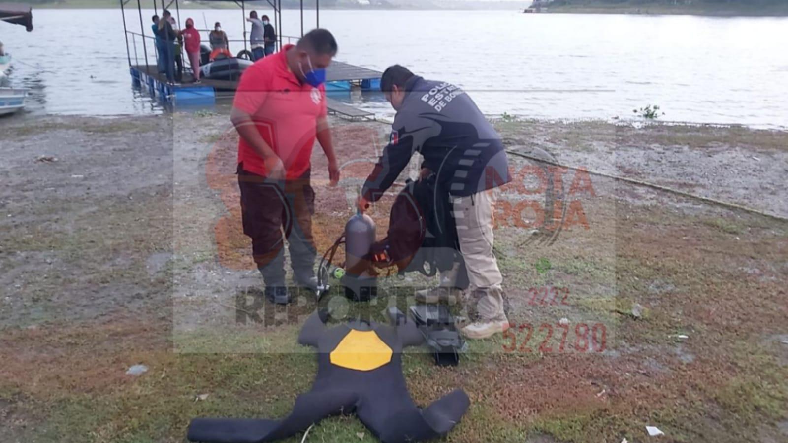 Lanchero de 70 años perdió la vida ahogado en El Oasis de Valsequillo