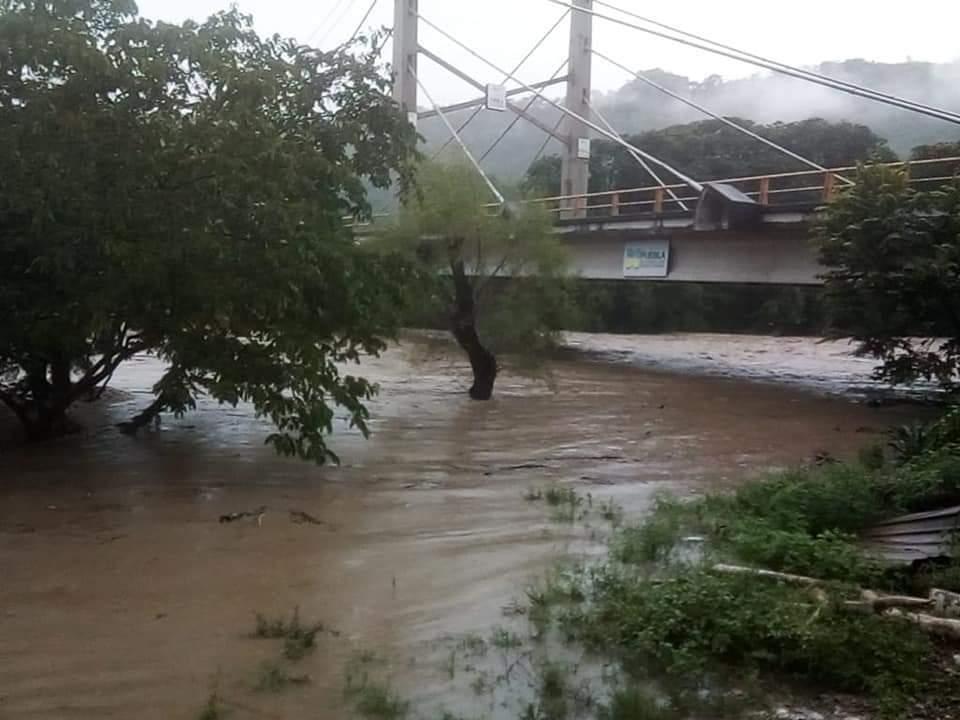 Advierten daños por climas extremosos en La Ceiba y Zihuateutla
