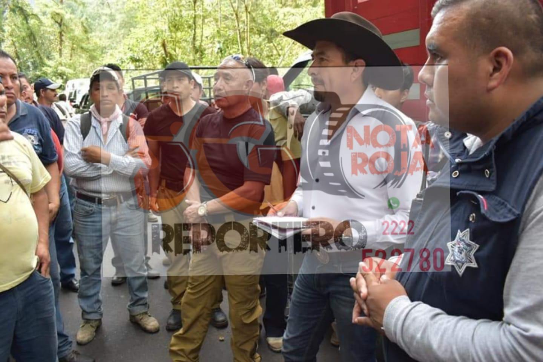 Hallan el primer cadáver de 3 trabajadores desaparecidos el miércoles en Tlatlauquitepec