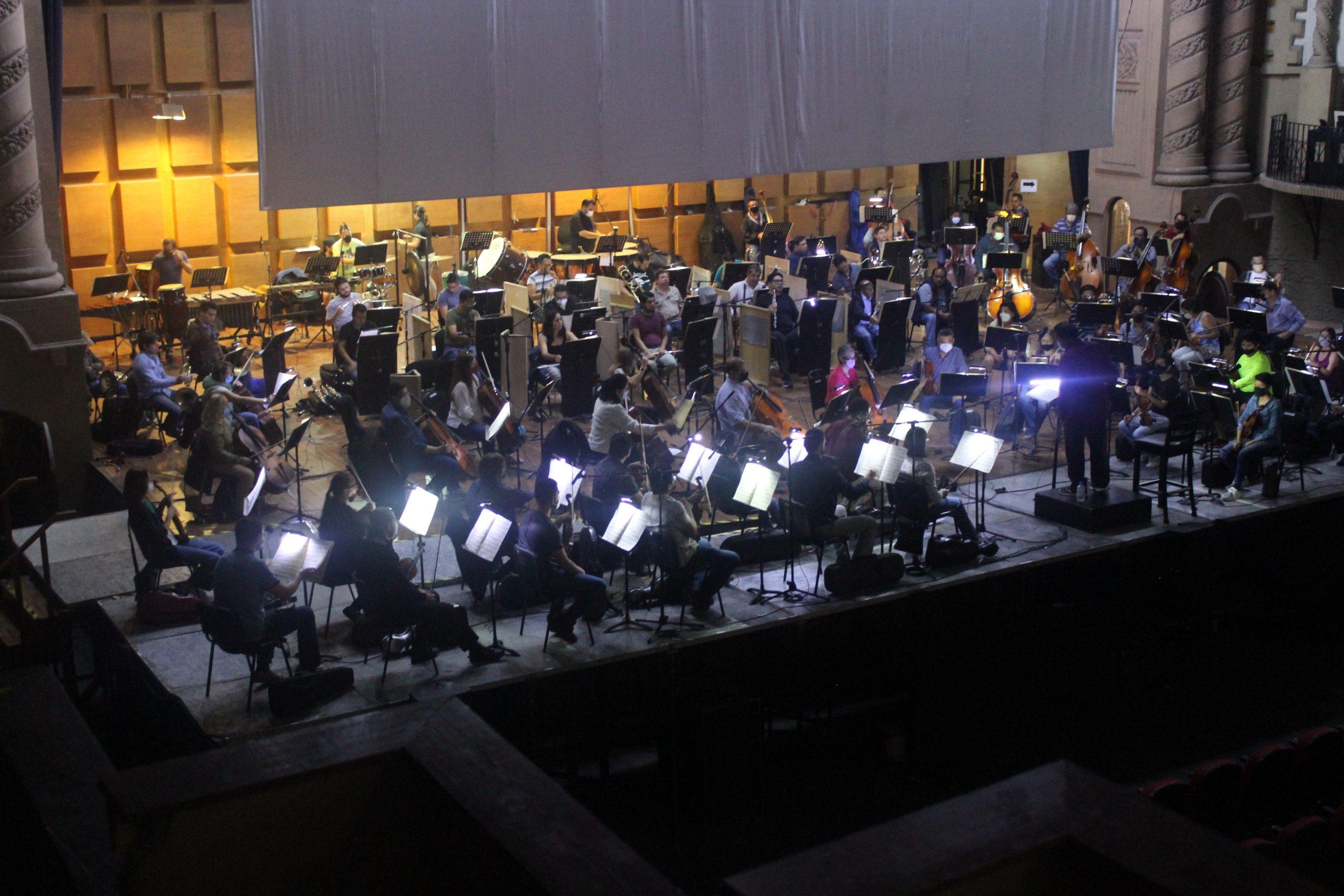 Con el Concierto Sinfónico Harry Potter terminan festejos por el 80 aniversario del Cine Teatro Alameda