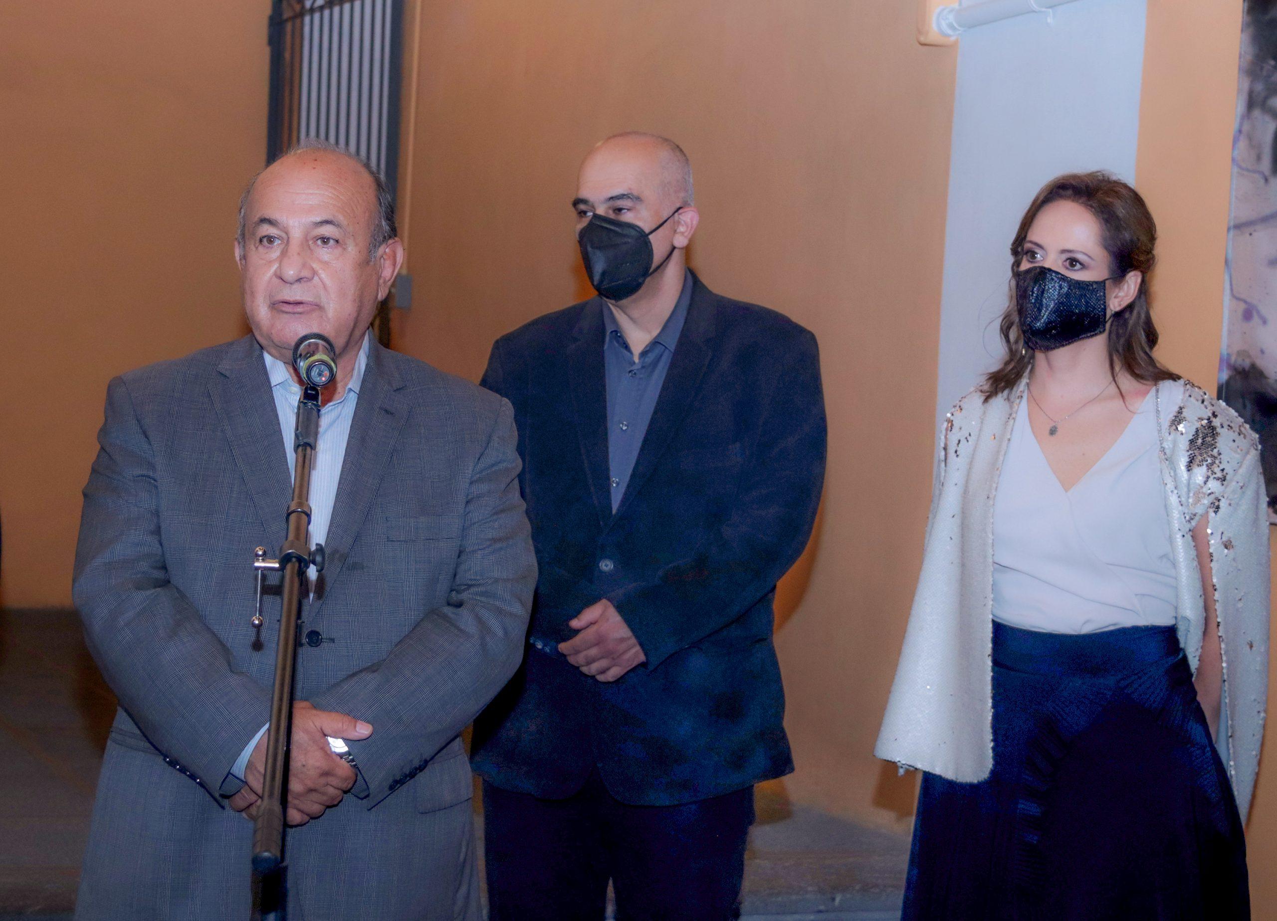 """Inaugura Secretaría de Cultura exposición fotográfica """"PERCEPTIO"""""""