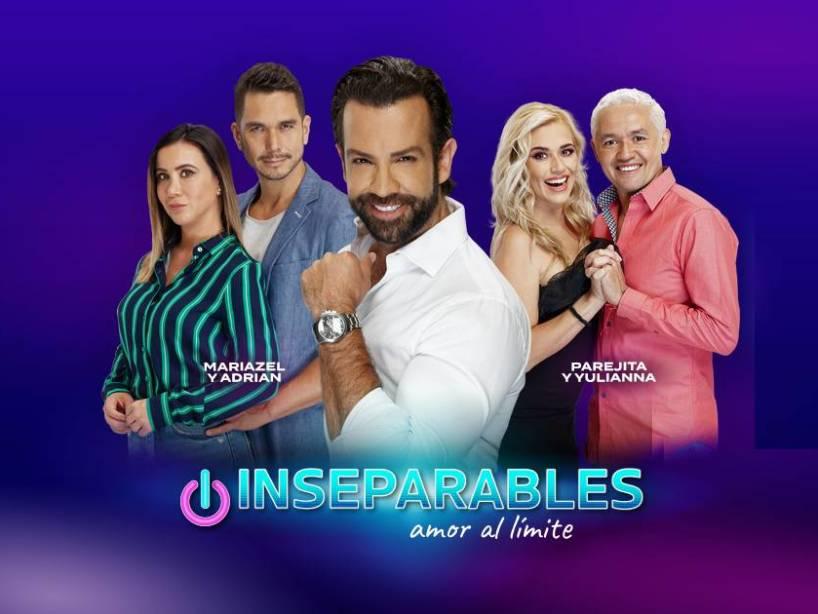 """""""Inseparables, amor al límite"""" comienza su segunda temporada"""
