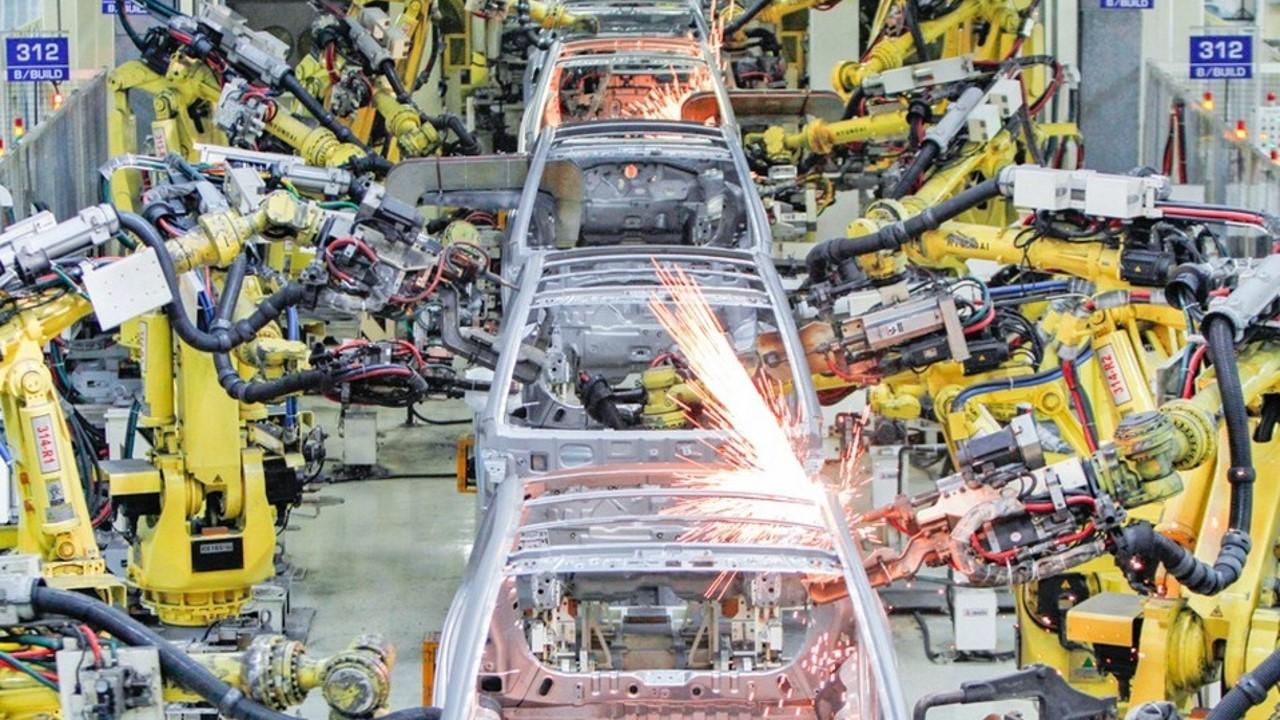 El Indicador Mensual de la Actividad Industrial (IMAI) aumentó 1.1% en términos reales