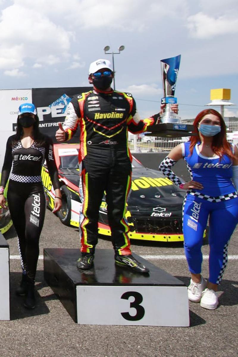 Car Motion Motorsport cumple con el objetivo de podio en Querétaro