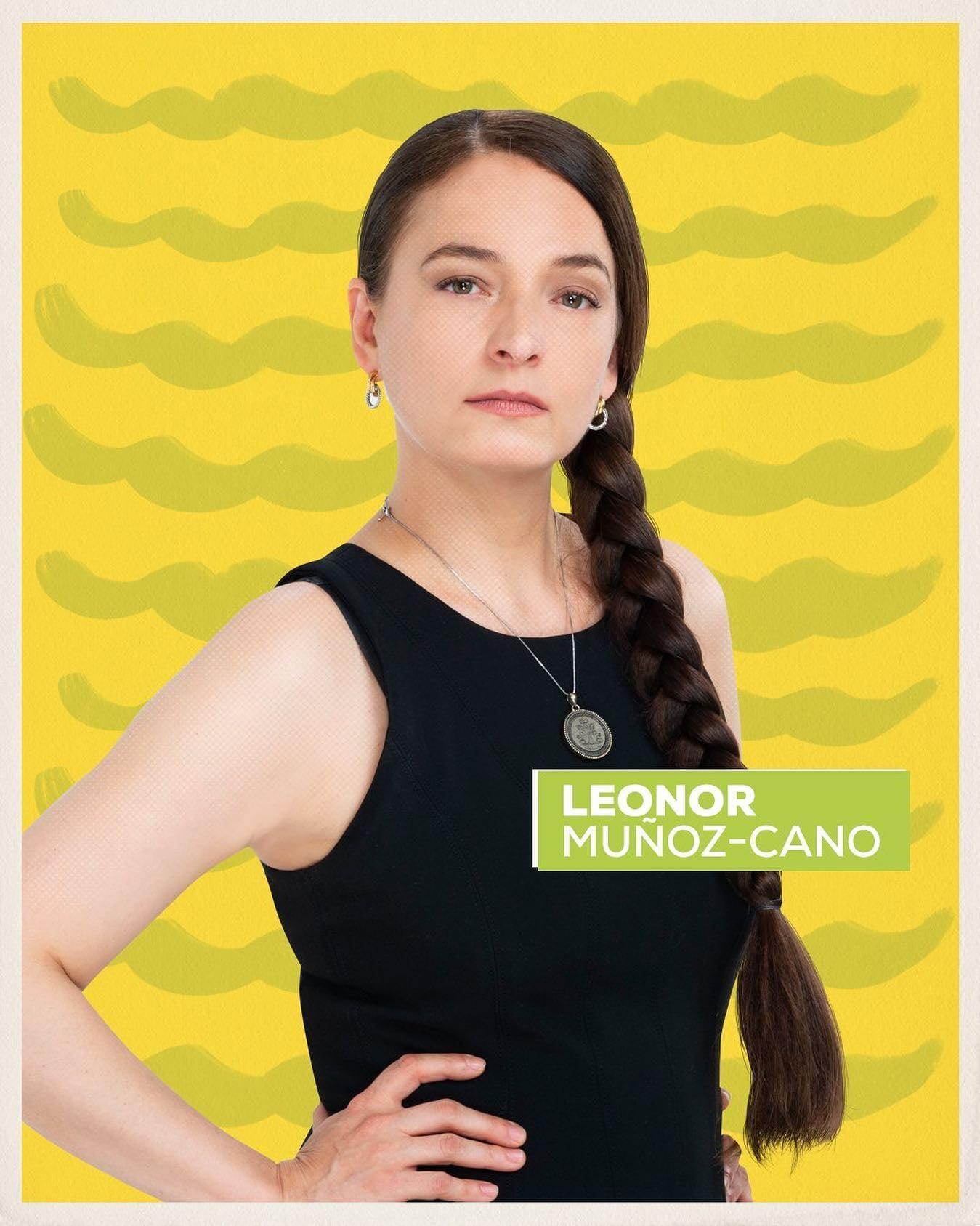 """Lourdes Reyes platica sobre su personaje Leonor en """"S.O.S. Me estoy enamorando"""""""