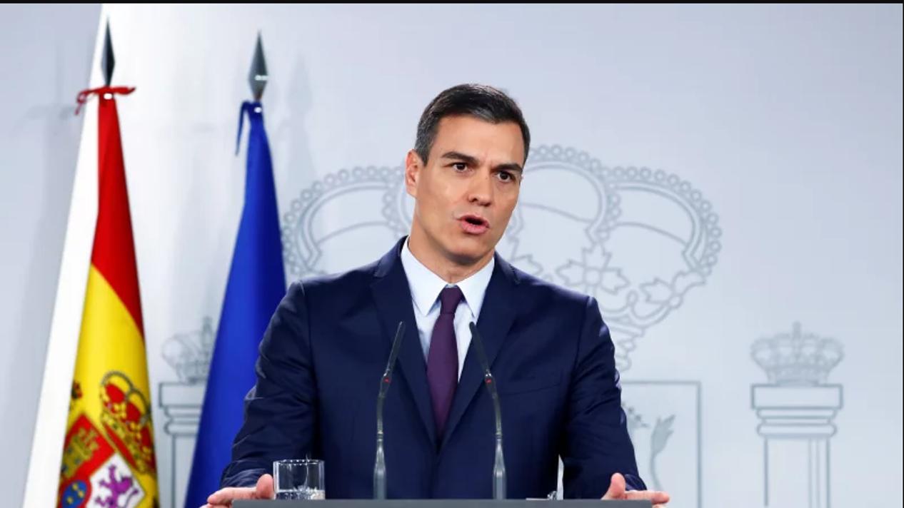 El presidente del Gobierno de España asegura que las patentes no pueden ser un obstáculo a la vacunación contra el COVID-19