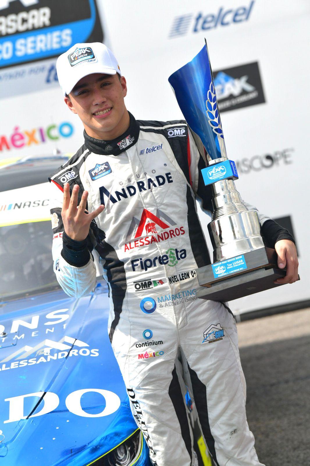 Noel León y Alessandros Racing dominan en la Challenge