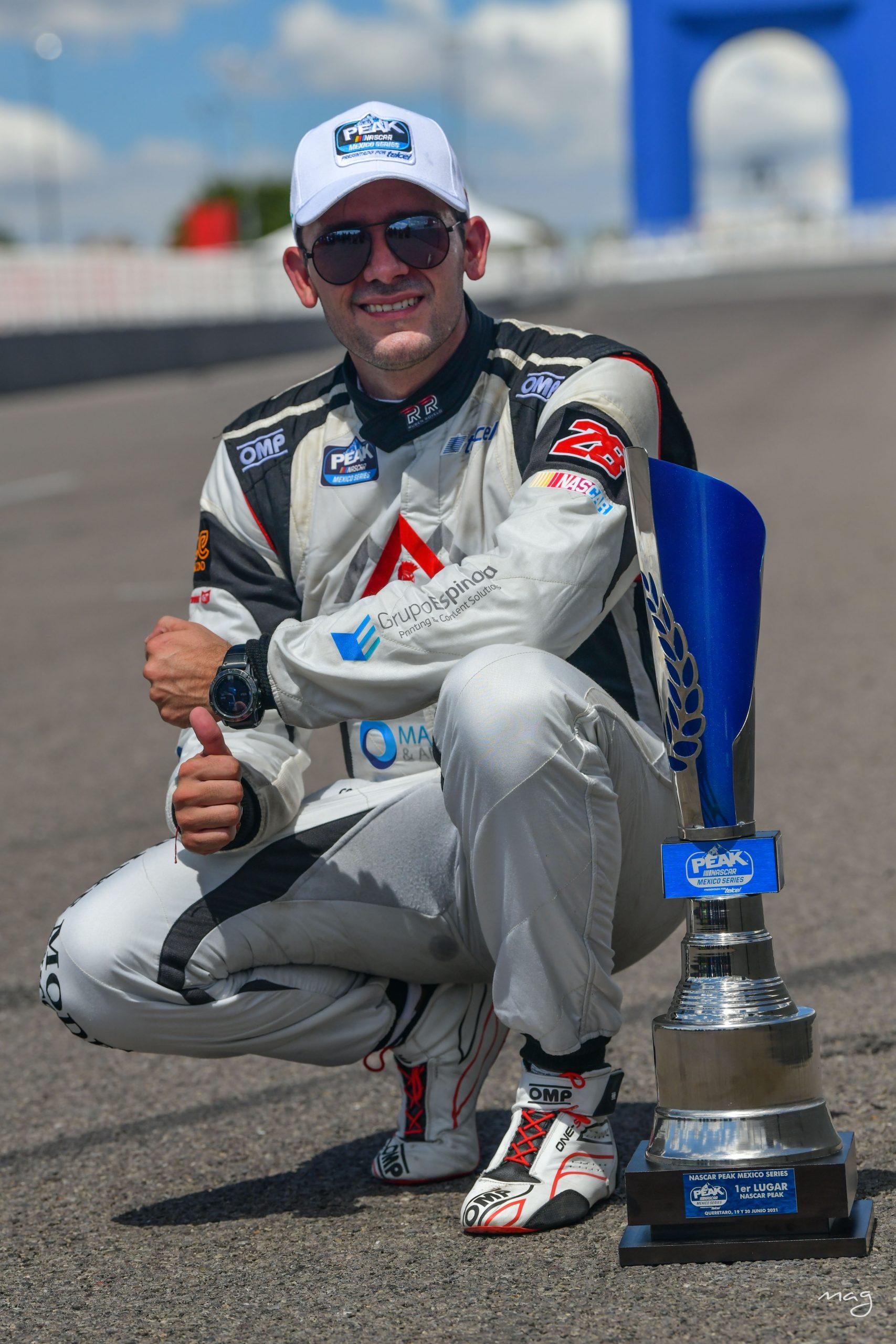 Alessandros Racing llega a Querétaro en el liderato de Challenge y Trucks