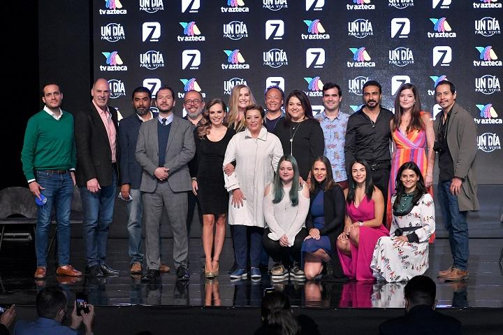 """""""Un día para vivir"""": estreno lunes 6 de septiembre, 20:30 horas por Azteca 7"""
