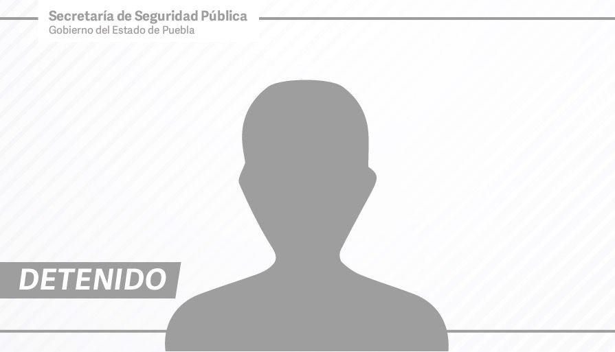 Policía Estatal detiene a menor, presunto narcomenudista