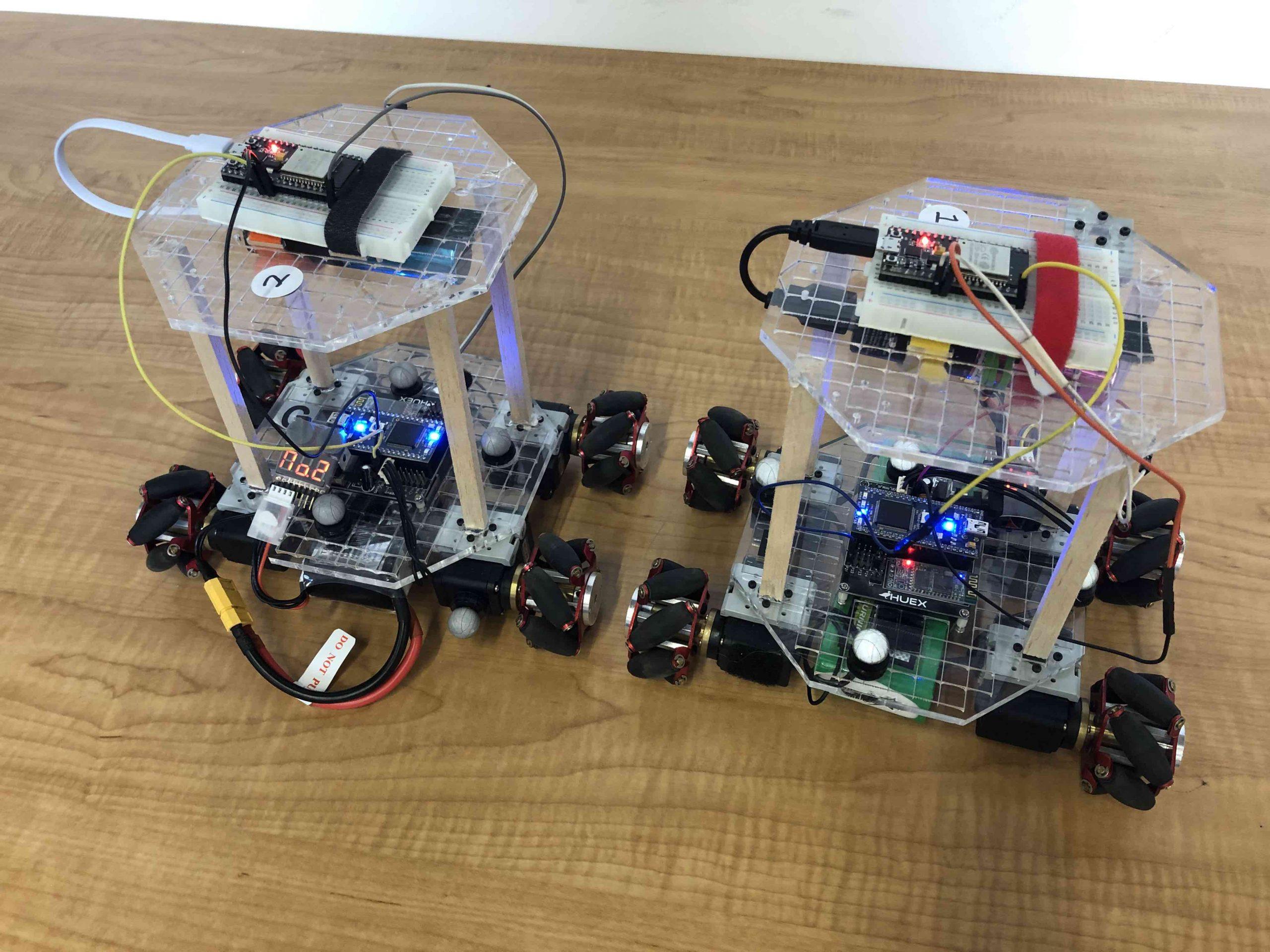IBERO desarrolla tecnología robótica para restablecer telecomunicaciones luego de desastres naturales