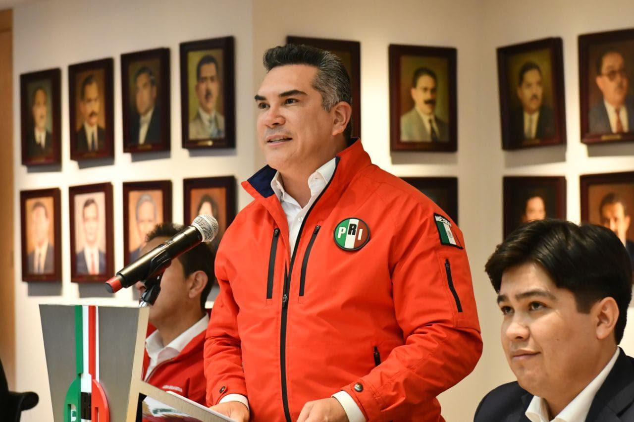 Jonathan Márquez y Laura Ocampo encabezan nueva dirigencia del PRI en Morelos