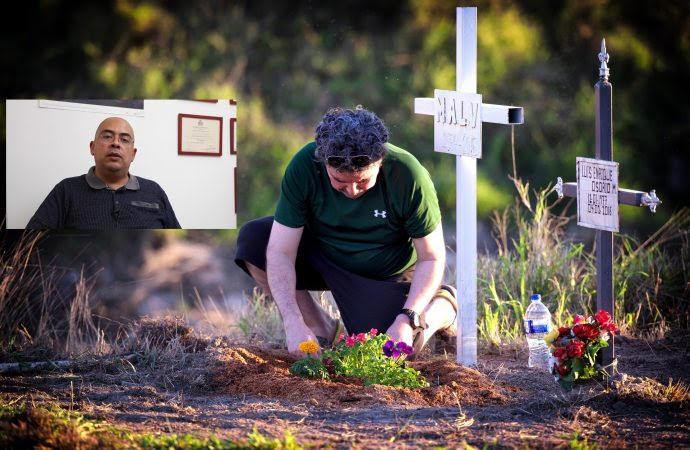 Videocolumna/ Covid-19: No decir adiós presencial, un duelo traumático