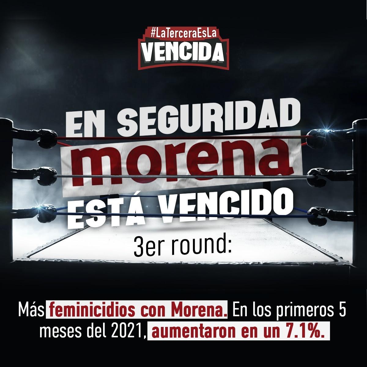 En tres años de mal gobierno, Morena está vencido: PRI