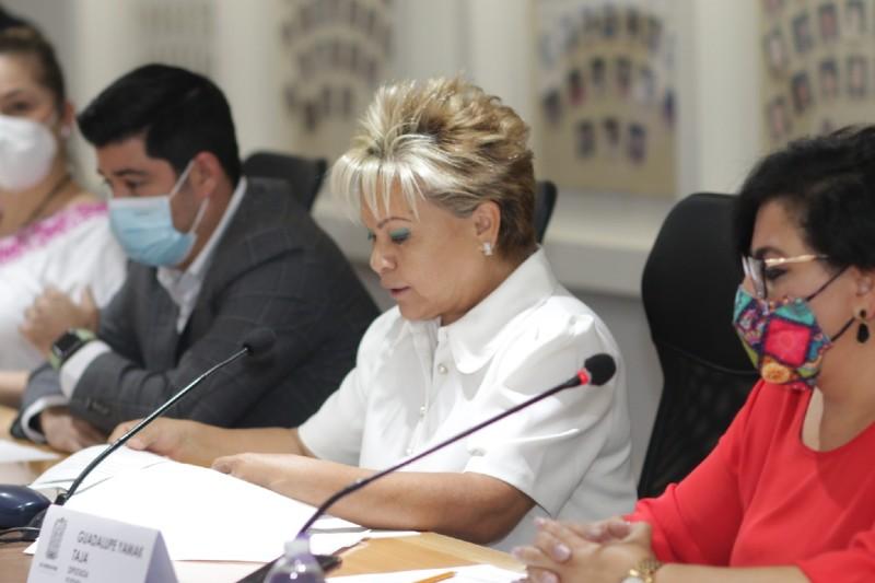 """""""Se revisará iniciativa del ejecutivo en materia de Transporte y Movilidad"""": Merlo Talavera"""