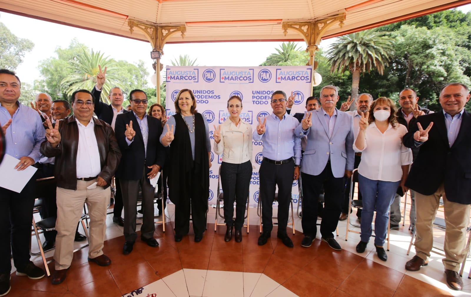 Investigar venta de candidaturas en el PAN durante la pasada elección, ofreció Augusta Valentina contra Genoveva Huerta