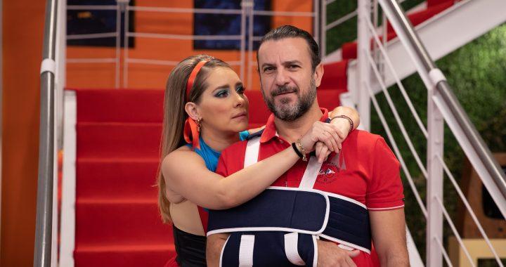 """Alejandro Ávila fue el primer eliminado en la segunda temporada de """"Las estrellas bailan en Hoy"""""""