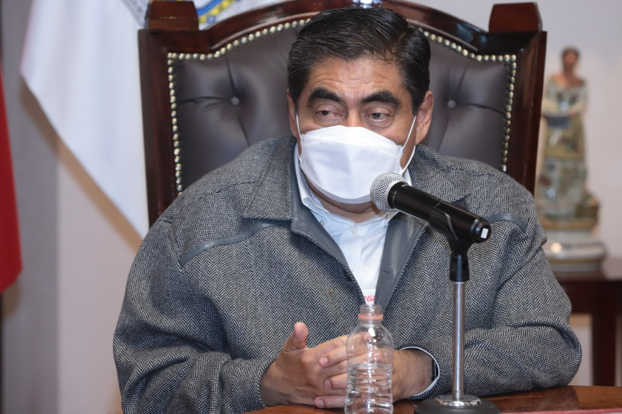 Gobierno de Puebla impulsa la recuperación de la economía y el empleo, reiteró Miguel Barbosa