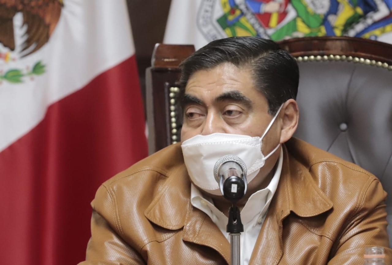 Video desde Puebla: Gobernador Barbosa confirmó reunión con nuevos ediles y saldo blanco en relevos