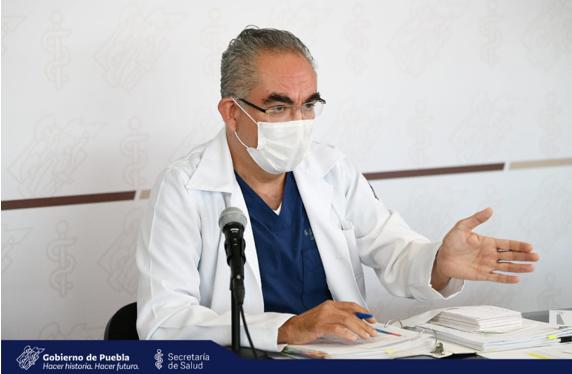 A la baja la hospitalización por covid en Puebla; hay 398 internados: Salud