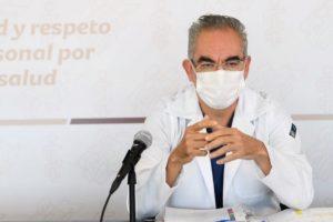 Parte de Guerra Puebla lunes 18: Durante el fin de semana 41 decesos más por coronavirus en Puebla: Secretaría de Salud