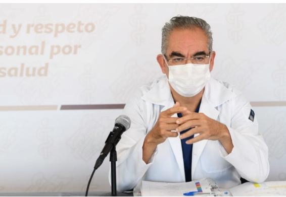 Video y Parte de Guerra Puebla lunes 18: Durante el fin de semana 41 decesos más por coronavirus en Puebla: Secretaría de Salud