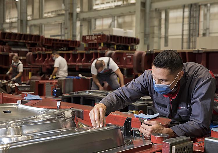 Crece en Puebla el valor de producción de la industria manufacturera