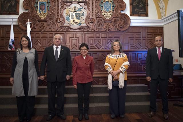 La pandemia ha mostrado la fortaleza del sector turismo: Rectora Lilia Cedillo Ramírez