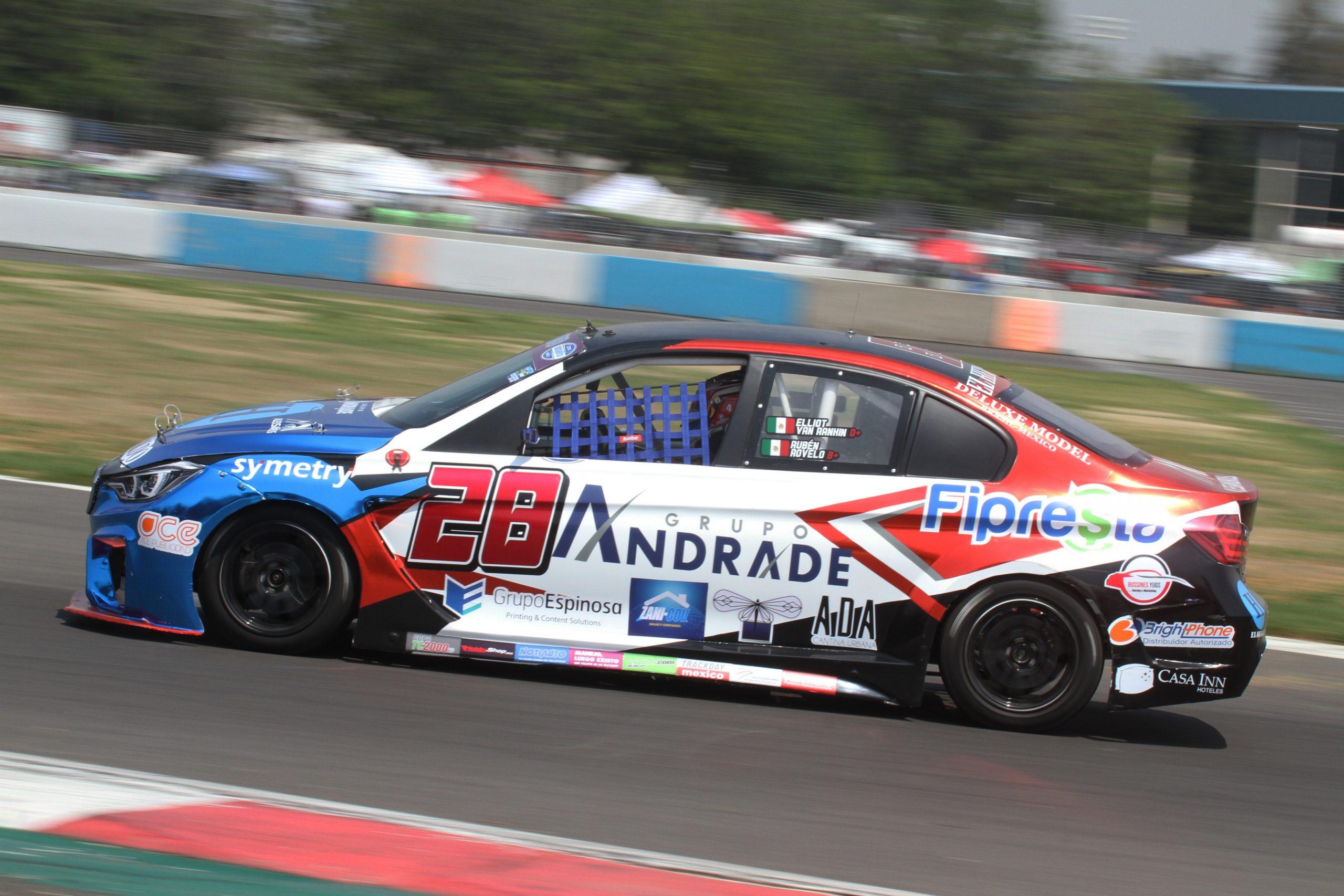Alessandros Racing repite 1-2 en la TC2000