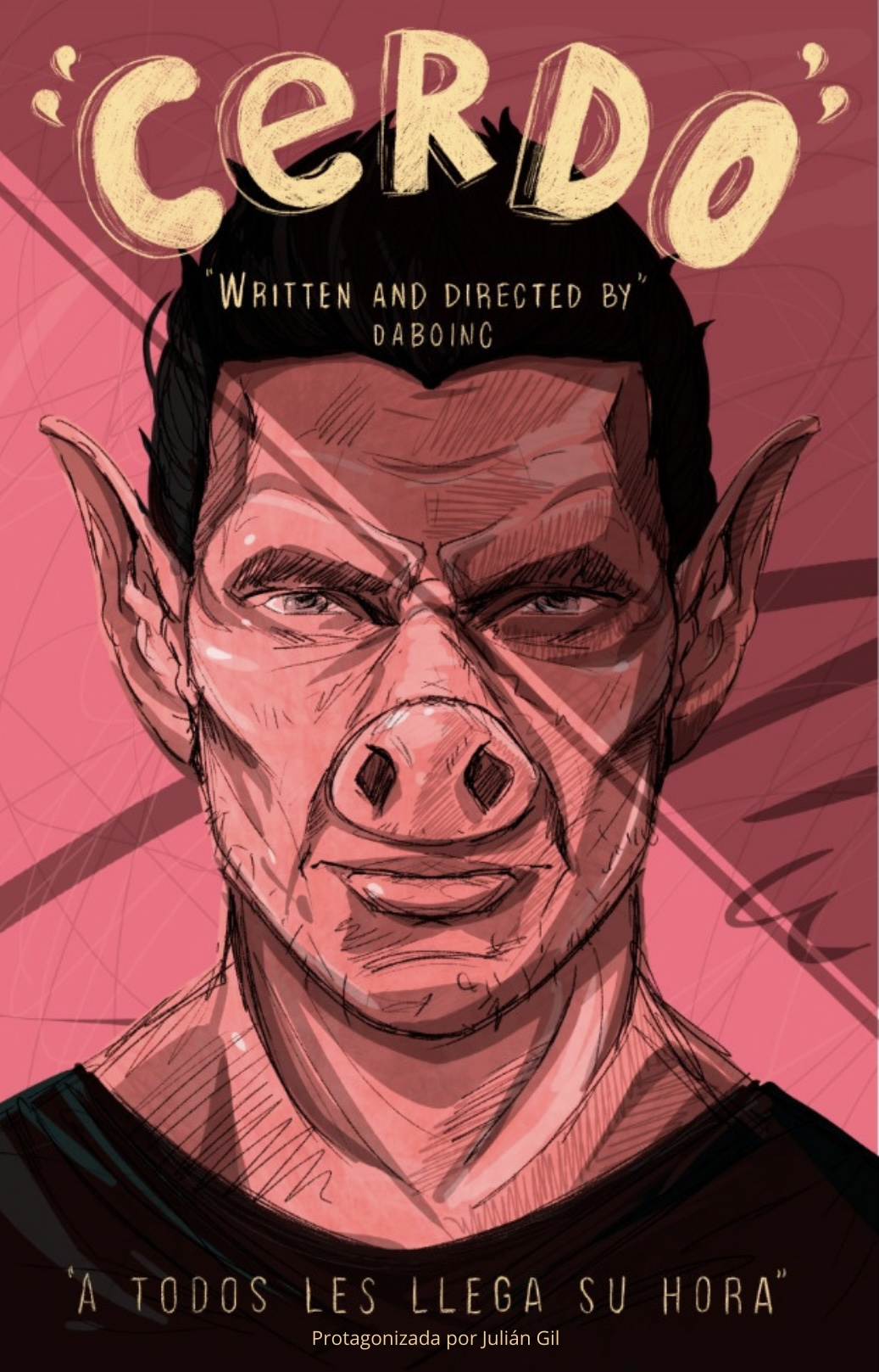 "Inicia el rodaje de ""Cerdo"", la ópera prima del venezolano Juan Carlos Daboin"