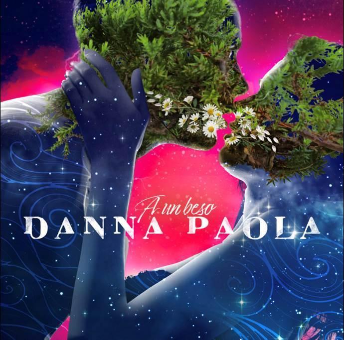 """""""A un beso"""": nuevo sencillo de Danna Paola"""