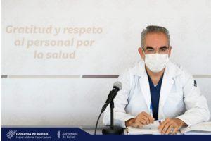 Sigue a la baja la hospitalización por covid en Puebla, hay 405 internados: Salud