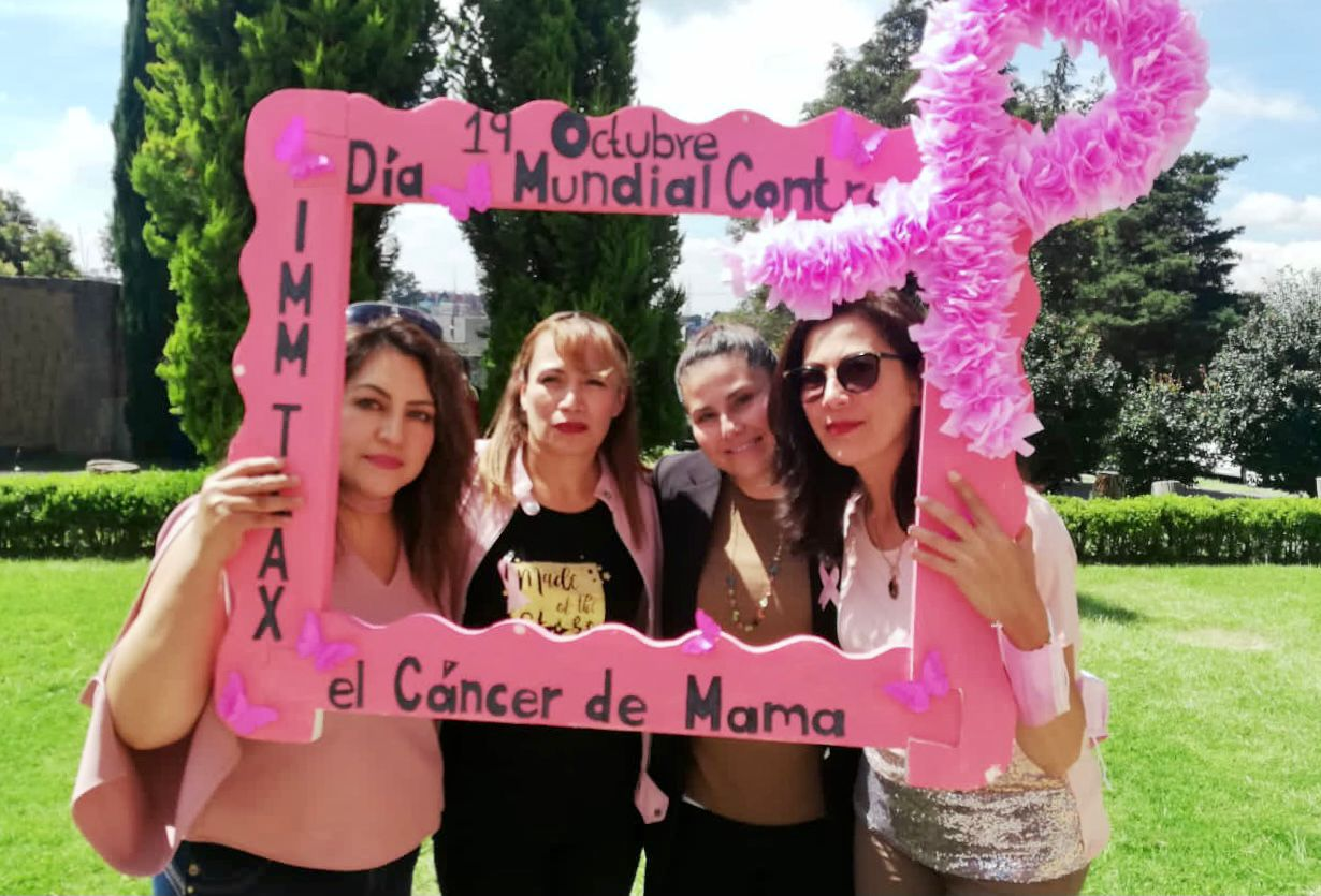 Conmemora Ayuntamiento de Tlaxcala el Día Internacional de la Lucha contra el Cáncer de Mama