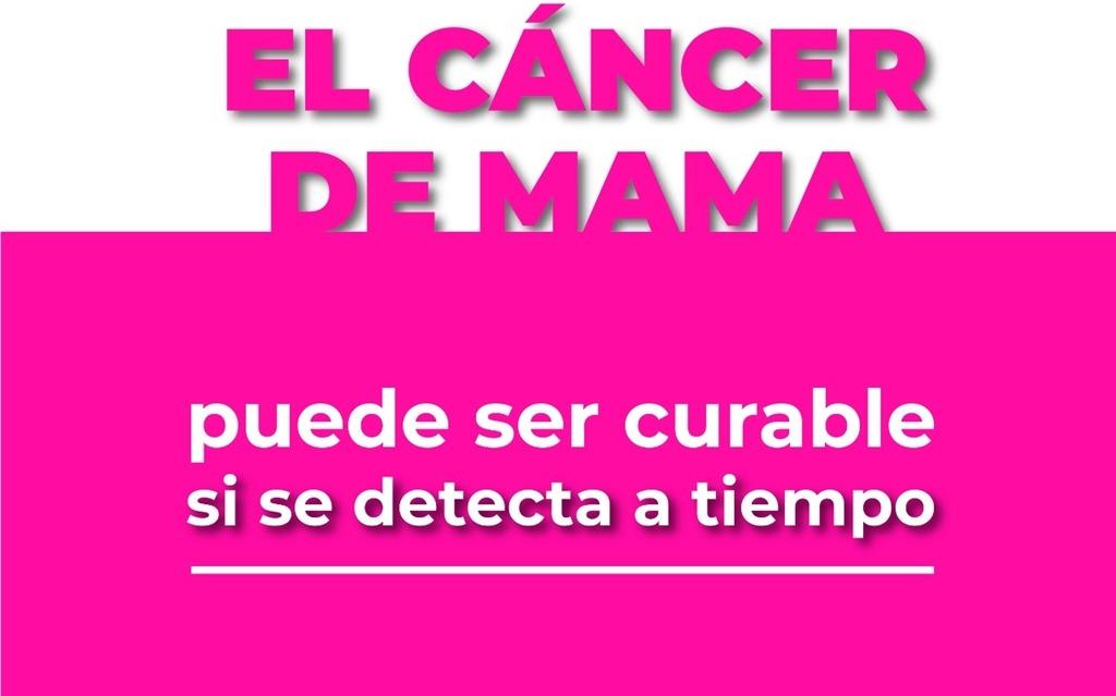 Se intensifican las acciones de sensibilización en la lucha contra el cáncer de mama