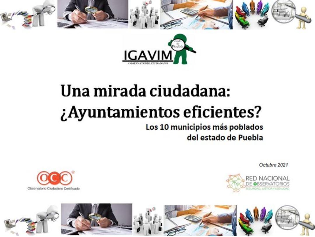 Reprobados, los anteriores ayuntamientos del estado en programas de desarrollo: Igavim