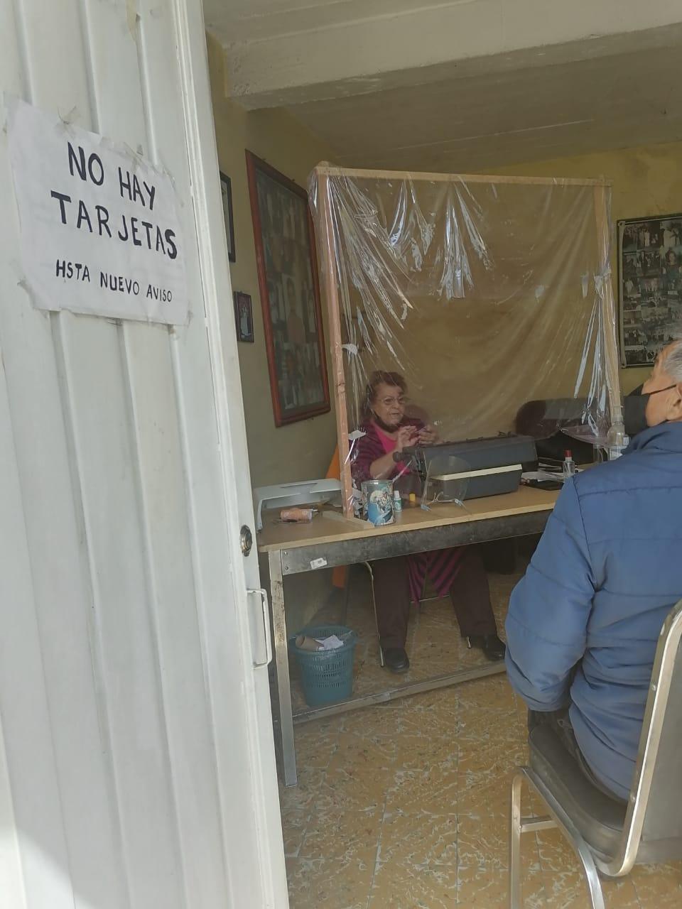 Desde Huauchinango: De risa loca…se roban las chapas de la oficina del Inapam