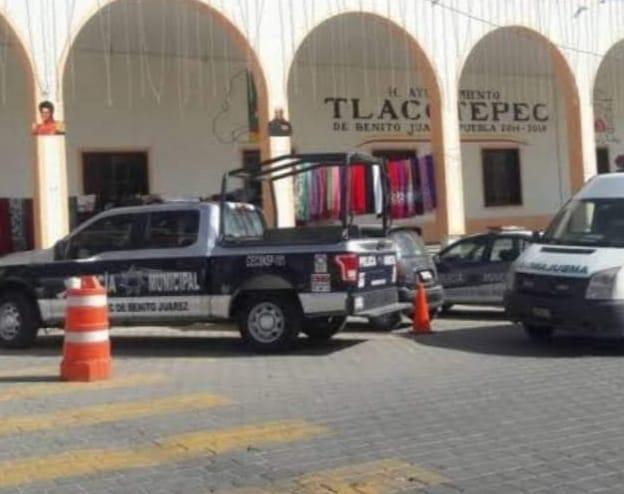 Persecución y balacera entre presuntos delicuentes genera pánico en Tlacotepec de Juárez