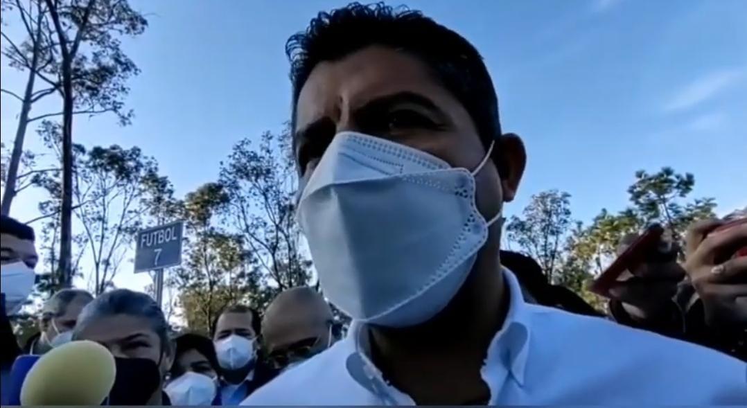 Video desde Puebla: Eduardo Rivera, en desacuerdo de una zona de tolerancia para sexoservidoras