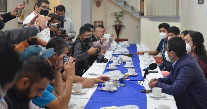 Presidente municipal de Amozoc niega predio prometido; alumnos antorchistas marcharán en protesta