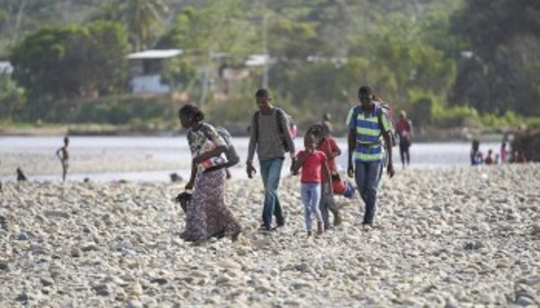 Tras el cruce de 19.000 niños por el Tapón del Darién, UNICEF alerta de que podemos estar ante una grave crisis humanitaria