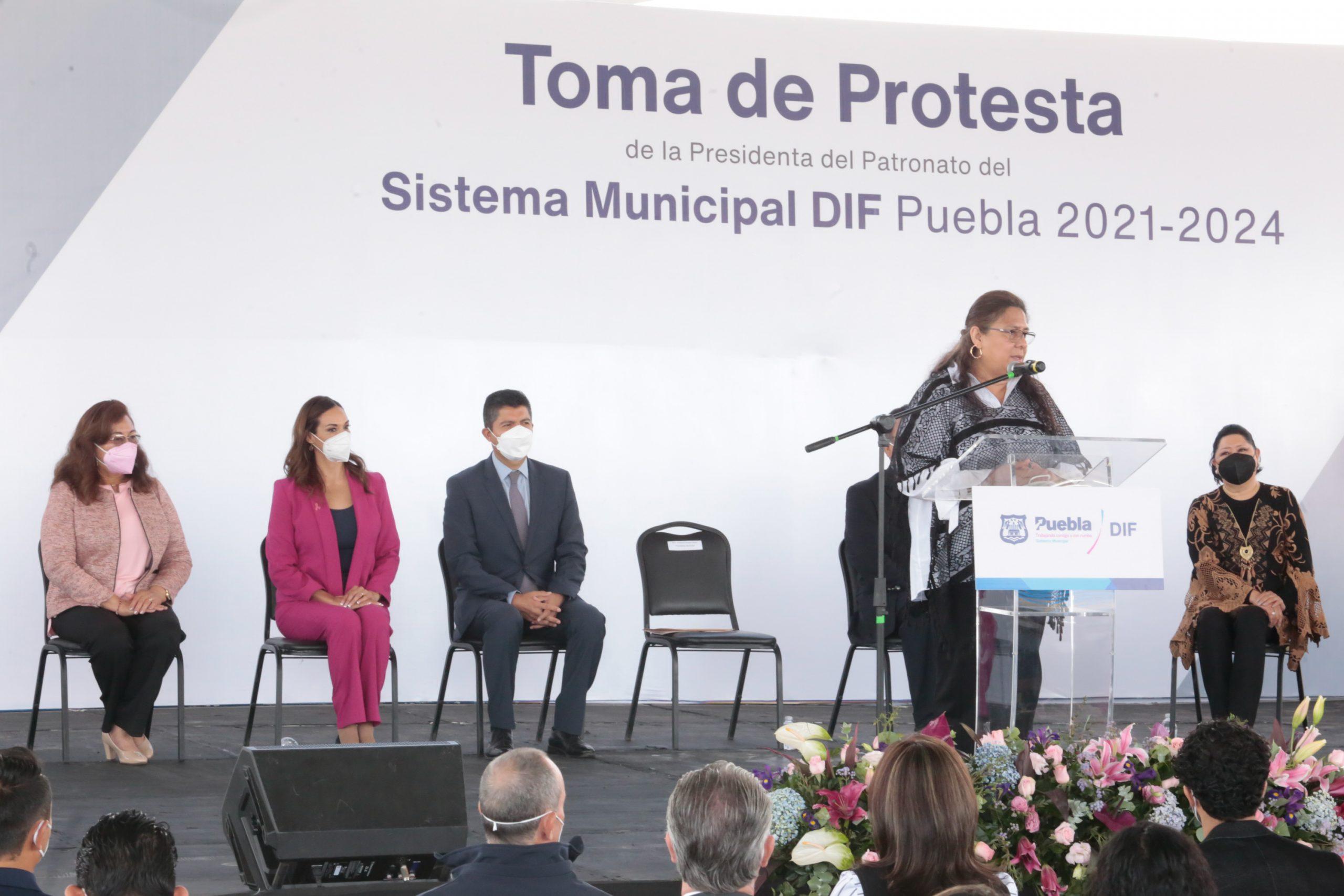 Da gobierno respuesta favorable a personas que más lo necesitan: Orozco Caballero